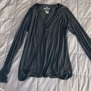 soft & sexy long sleeve top